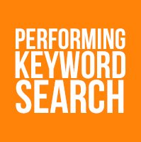 Performing Keyword Research